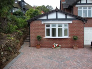 Granny flat in Runcorn Cheshire - Completed